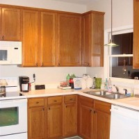 Diy Distressed Oak Kitchen Cabinets