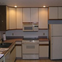 Diy Painting Particle Board Kitchen Cabinets