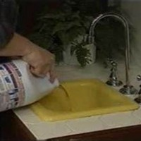 How Do You Unclog A Backed Up Kitchen Sink
