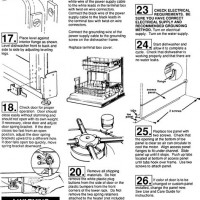 Kitchenaid Dishwasher Repair Manual Online
