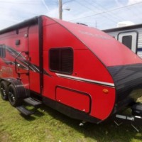 Travel Trailer Toy Haulers