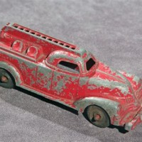 Vintage Toy Truck Makers